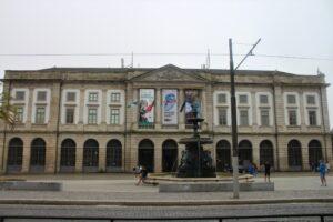Sede del Rettorato dell'Università di Porto