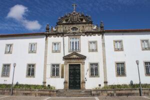 Seminario Conciliar di Sao Pedro e Sao Paulo - ingresso