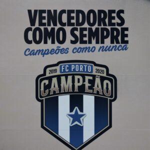 Stadio do Dragao - il Porto FC festeggia l'ennesimo titolo