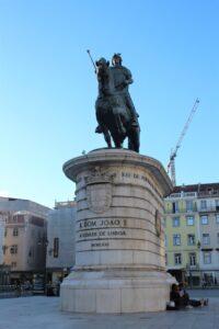 Statua Equestre di Dom Joao I°