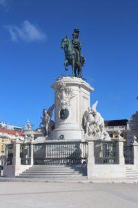 Statua Equestre di Dom Josè I°