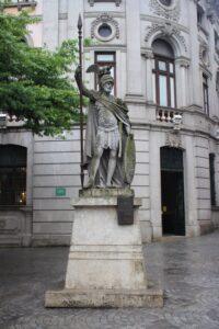 Statua O Porto