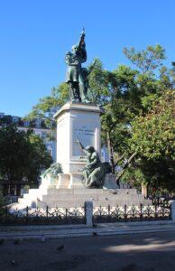 Statua del Marchese Sà da Bandeira