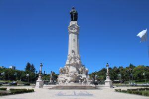 Statua del Marques del Pombal