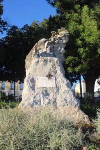 Statua di Adamastor
