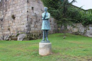 Statua di Arnaldo Gama