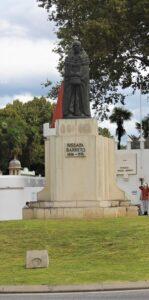 Statua di Bissaya Barreto