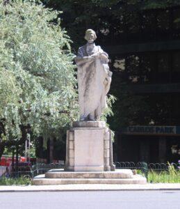 Statua di Camilo Castelo Branco