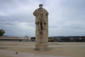 Statua di Dom Joao III°