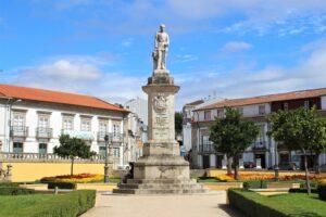 Statua di Dom Pedro V°