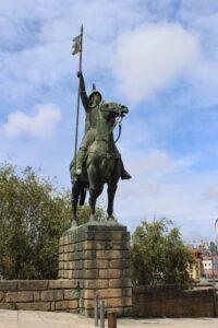 Statua di Vimara Peres