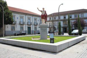 Statua per l'Imperatore Cesare Augusto