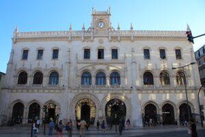Stazione Ferroviaria Lisbona Rossio