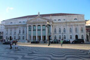 Teatro Nacional Dona Maria II°