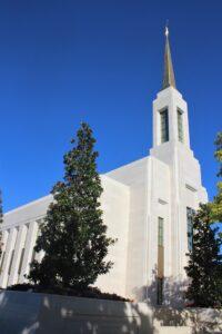 Tempio della Chiesa di Gesù Cristo dei Santi degli Ultimi Giorni - facciata
