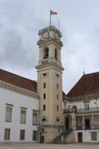 Torre dell'Università di Coimbra