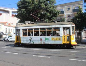 Tram di Lisbona - 1