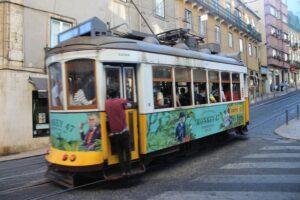 Tram di Lisbona - 2