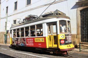 Tram di Lisbona - 3