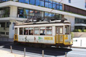 Tram di Lisbona - 4