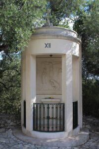 Via Crucis di Fatima - 12° Stazione - La morte sulla croce