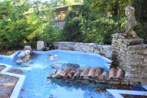 Villa de Capoa - fontana
