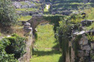 Anfiteatro Romano - dettaglio