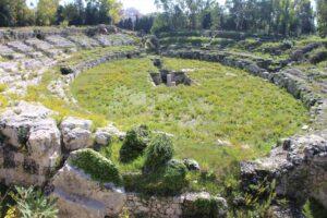 Anfiteatro Romano - panoramica
