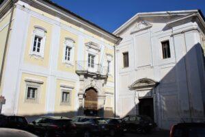 Biblioteca Comunale e Chiesa di San Francesco