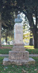 Busto per Amedeo Carnevale