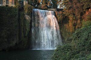 Cascata Grande - vista dalla Galleria Eustacchio Pisani