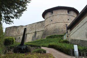 Castello di Rovereto - dettaglio