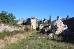 Castello di San Casto - Cortile Interno