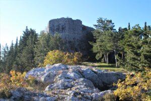 Castello di San Casto - uno dei Torrioni