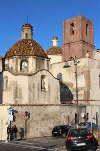 Cattedrale dell'Immacolata Concezione - cupole e campanile