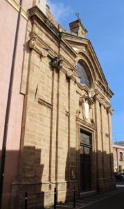 Chiesa del Carmine - facciata