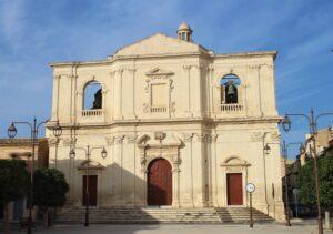 Chiesa del Crocifisso - facciata