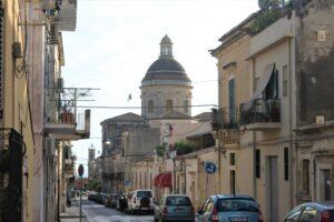 Chiesa del Crocifisso - retro