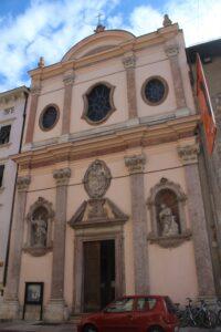 Chiesa della Santissima Annunziata - facciata