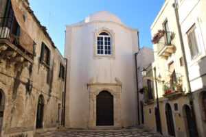 Chiesa di San Biagio e San Leonardo dei Cavalieri di Malta