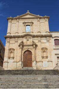 Chiesa di San Francesco d'Assisi all'Immacolata - dettaglio