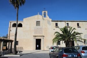 Chiesa di Santa Maria dei Pericoli - dettaglio