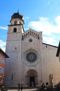 Duomo di Trento - facciata