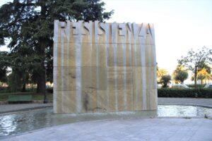 Fontana-Monumento alla Resistenza