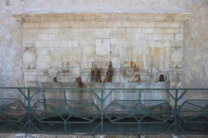 Fontana degli Schiavi