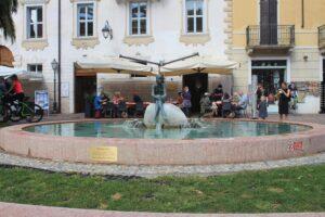 Fontana della Sirenetta di Piazza Garibaldi