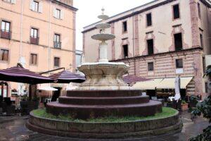 Fontana di Piazza Costituzione