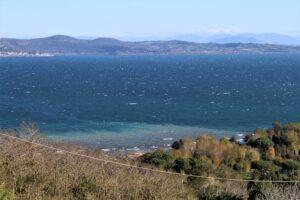 Lago di Bracciano - Vista dal Bastione della Sentinella 3