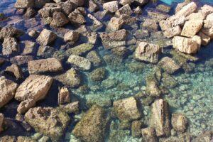 Mare di Siracusa presso Forte Vigliena - 3