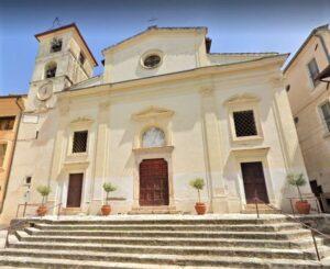 Monastero Benedettine Sant'Andrea @Google Street View